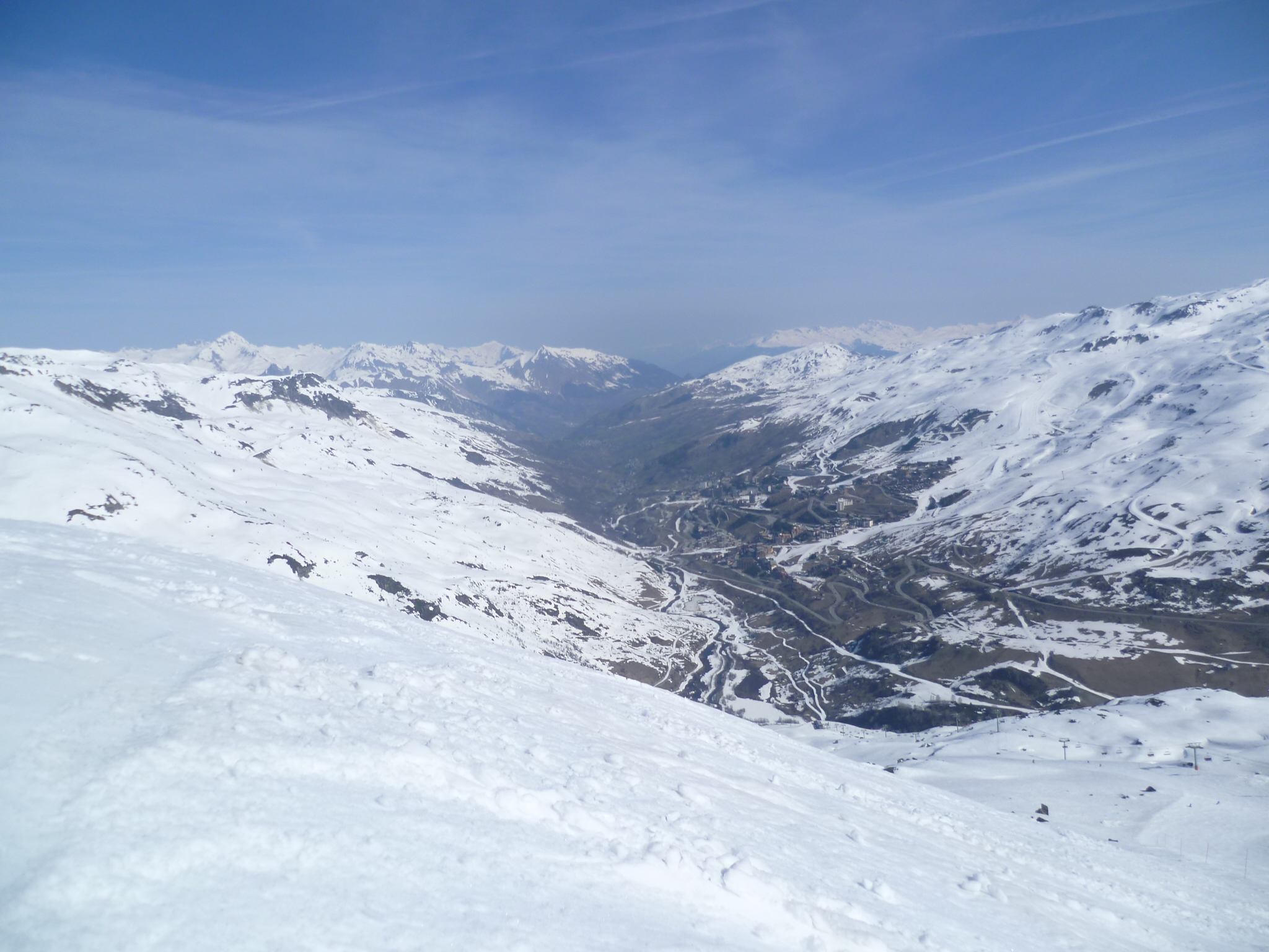 DIMANCHE 21 AVRIL VAL THORENS